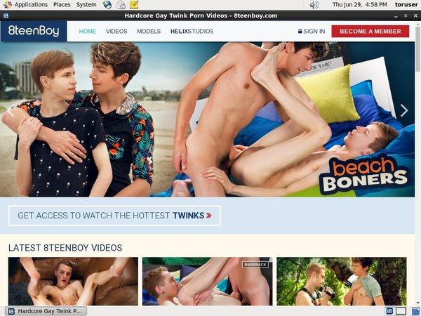 8teenboy.com Limited Deal