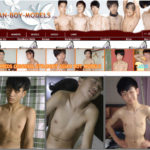 Asian Boy Models Photo