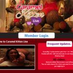 Caramel Kitten Live Ccbill.com