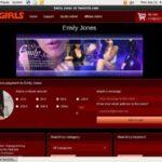 Emily Jones Passcode