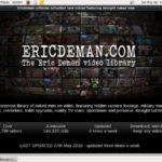 Eric Deman New Videos