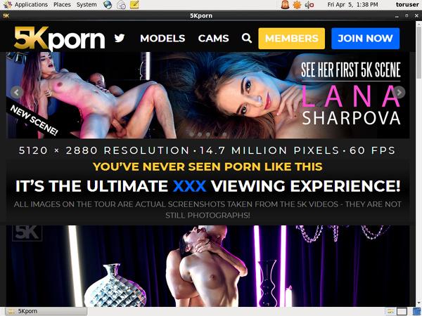 Porn 5K Epoch