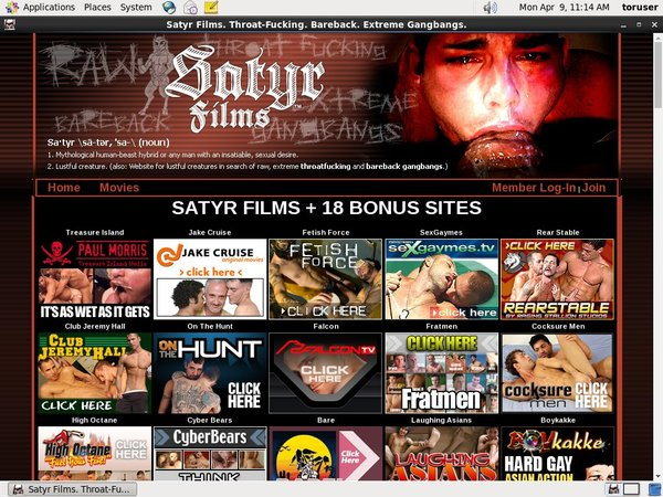 Satyr Films Picture
