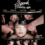 Sperm Mania New Hd