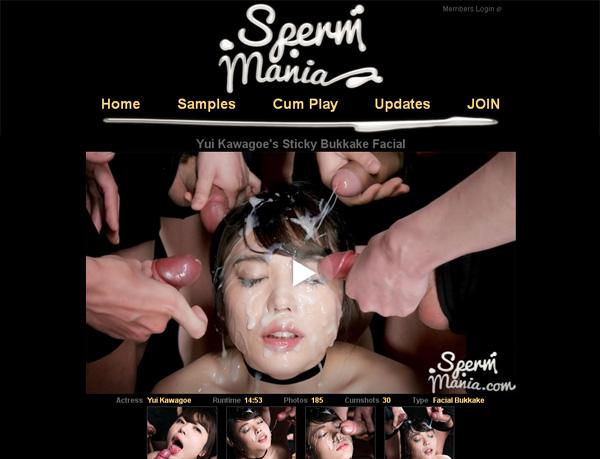 Spermmania Account Logins