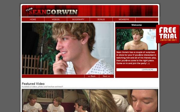 Clubseancorwin.com Epoch