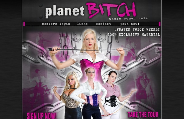 Free Planetbitch.com Preview